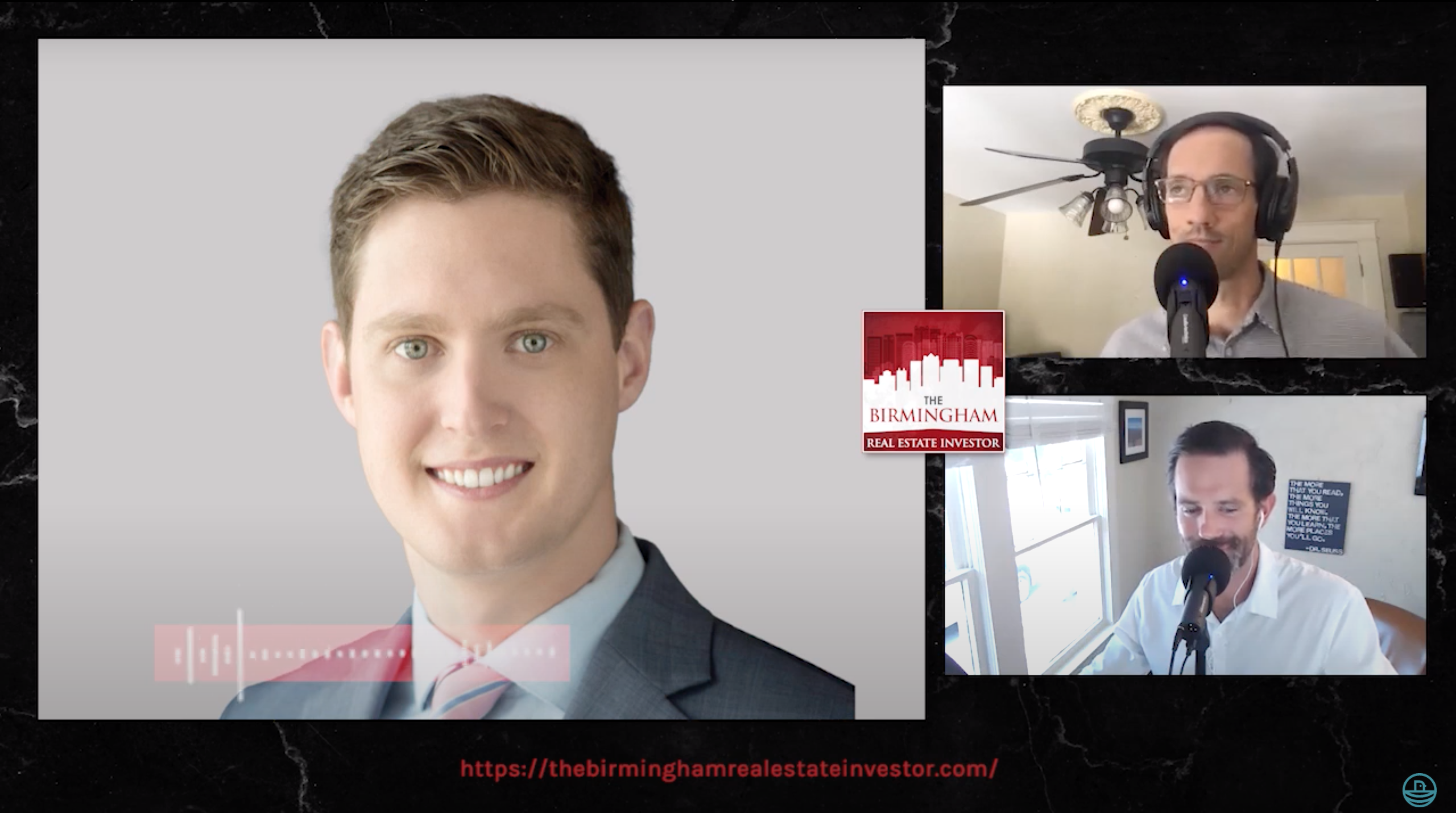 The Birmingham Real Estate Investor –  Episode 17 – Steve Nunnelley – Hustle and Trust in the Multifamily World